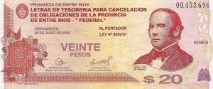 2001: una odisea en Argentina | Eliana. Josefina. Araceli