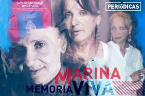 Marina, memoria viva